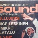 Onnea @soundilehti 40 v! Hieno näyttely @trekirjasto #Metsossa 14.3. saakka. #Soundi #suosittelu #Tampere http://t.co/iKUu0OOAnQ