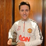 .@AnderHerrera has been voted #mufcs Player of the Month for February. Well done, Ander! http://t.co/0Uxi4TUeSs http://t.co/x964oz5ybX