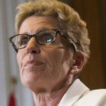 RT @WatchCTVNews: LIVE NOW: Wynne on action plan to combat violence against women http://t.co/6IM5BOgwI2 http://t.co/fyj7uvNPkO