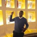 Marcel Desailly loved the red&black Hall of Fame and the Trophy Room at #CasaMilan today! http://t.co/JB8wS4SNoW http://t.co/HPw2JrgKm2