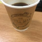 Well this is a most welcomed addition to the afternoon! @littlemancoffee #coffee #Cardiff http://t.co/0FOdE1TAyn