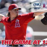 Weaver gets things rolling for the #Angels at 12:10pm PT vs the Rockies on @FoxSportsWest @AngelsRadioKLAA & @MLBTV! http://t.co/JX8lD5KjcZ