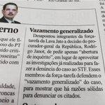 """""""@teresinhalopes: @Ary_AntiPT Esse foi o acordão com o planalto #controleremoto http://t.co/7eXN2I2R6x"""" Janot o porquinho da #Lavajato"""