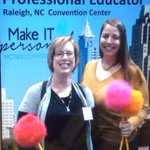 #ncties15 No costumes since @ebliterate has germaphobia http://t.co/WRdAG5Jtuf