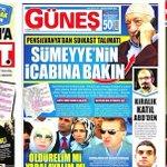 Yandaş plan suya düştü: Sümeyye Erdoğana suikastı bizzat Twitter çürüttü http://t.co/QUEspHHIUA http://t.co/uJKef8rIhS