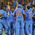 #JeetegaIndia #CWC15 World Cup 2015: Twitter lauds quarter-finalists India http://t.co/yJKp1zgvP8