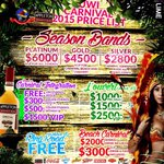 UWI Carnival tickets and season bands are now available at the UWI Mona Guild Office!! #UWICarnival2015 http://t.co/Vzsfm8qUTV