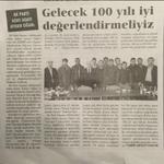 Ak Parti #Kayseri Aday Adayı @ayhan_ogan #Kayseri basınında. #vazgeçmem #Sormakİstiyorum #HerOyBirFidan http://t.co/4AatUqlDNw
