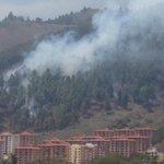 Incendio forestal #Mérida 3 días consecutivos, en zona de Los Curos, Campo Claro y Pan de Azúcar #EducaciónCiudadana http://t.co/9hCOB08k7J
