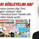 """Twitter, Yandaş Medyanın """"Sümeyyeye Suikast"""" Manşetini Yalanladı. KUMPAS ÇÖKTÜ #ErdoğanaUçanSarayAskereUçanTabut http://t.co/0uD3ul7y78"""
