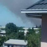 @INFORMADORCHILE Urgente grand incendio En recinto militar en Chillan.. Quilmo http://t.co/iHulTnLazj