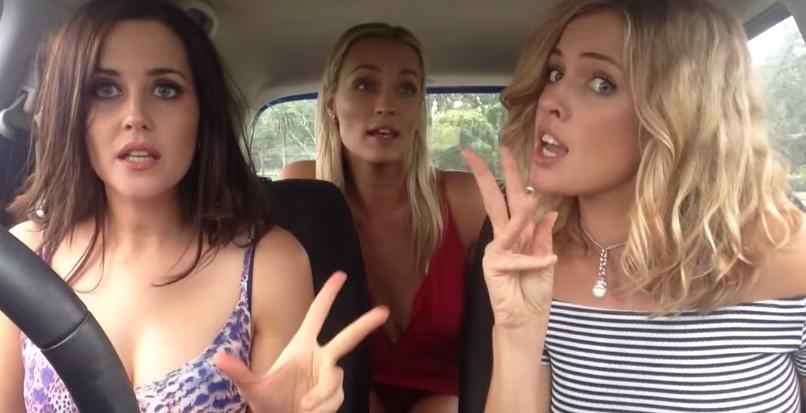 Hot chicks video women young girl