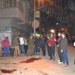صور من موقع انفجار #المحلة تصوير : هاني سميح http://t.co/F13Xs91g1E