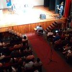 Hoy 9pm @ula_tv Retransmite Foro: Debate sobre Resolución 8610 y sus ponentes Magistrales. #ULA230 #ULA #Mérida http://t.co/Okv2nq3Xkn