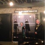 #DruidShakespeare launched in Galway. Go the Druids! @DruidTheatre @garryhynes Fingers at the ready to book on Mon! http://t.co/8PoVIUj4mW