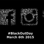 What is #BlackOutDay? http://t.co/uvfoNvc3FS http://t.co/GuN6mm6Ee9
