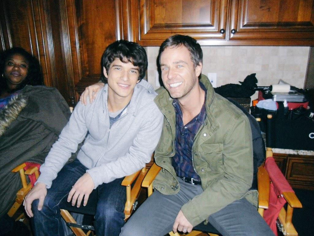 #FBF 1st season w @tylergposey. Getting to call this one a good friend, one of my greatest gifts in life! http://t.co/MYhcPYob8S