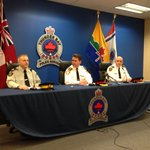 Officials with Thunder Bay Police, RCMP and NAPS holding media conference on John Tsekouras conviction. #tbay http://t.co/1VtJPk5kzx