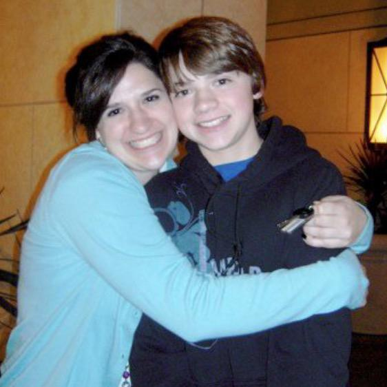 A person can change a lot in just 4 years! #fbf @Joel_Courtney http://t.co/F4ZhuKni6I