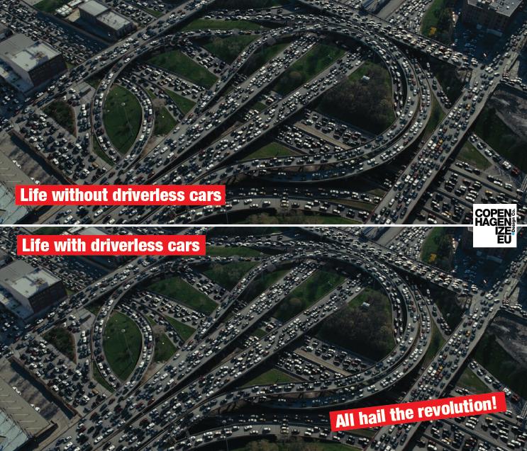 Driverless cars! All hail the revolution! http://t.co/iU3kL9IA9t