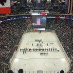 Edina vs. Duluth East anthem http://t.co/sh893yJNiB
