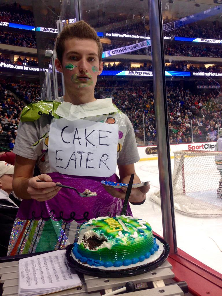 "MN H.S.: File Under 'Not To Be' - Edina Drumline On""We Have Our Cake Here At The X And We'll Eat It, Too"""