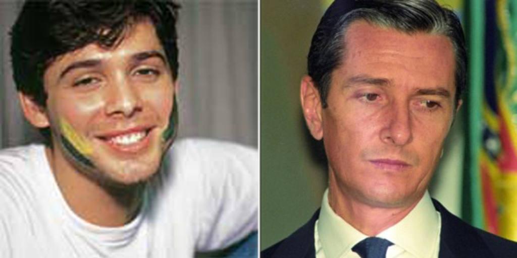 Que união: Lindberg Farias, líder dos caras pintadas e o ex-presidente Collor - http://t.co/5aEJjRwHMV http://t.co/zyyL6qGZTi