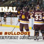 Dominic Toninato scores twice and six Bulldogs turn in 2-point nights. UMD keeps NCHC home playoff hopes well intact! http://t.co/zbYxwrSRGn