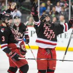 State hockey: Duluth East 3, Edina 1 in upset of season - http://t.co/1ET6wEHtas #TheTourney http://t.co/RmZZHil2um