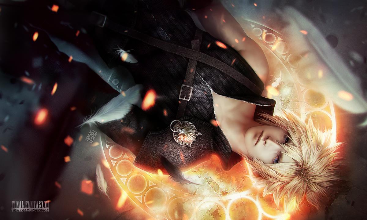 Best of: @FinalFantasy's Cloud Strife Fan Art http://t.co/PrFsc9qynD @DeviantArt @SquareEnix http://t.co/EYewD2uzoX