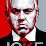 "@JoeHockey hates being made fun of. So do your best Twitter..#auspol http://t.co/l16AvBtVbs"" Ol lycraskin"