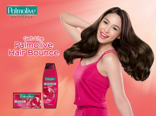 Hi Girls With Palmolive Naturals Aroma Vitality Shampoo