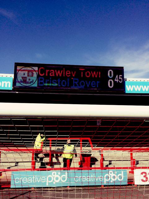 Are Crawley tryna take the piss or what ......