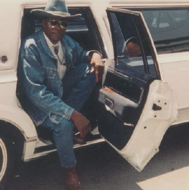 "Raise a spatula to the man who started it all. It's Mr. C.B. ""Stubb"" Stubblefield's birthday. #BBQHistory http://t.co/YUQRHzRhV1"