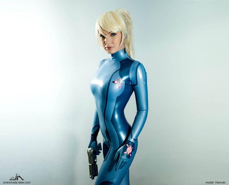 Zero Suit Samus (Metroid) par Maria Hanna #cosplay #nintendo http://t.co/Zw0ylVNntw