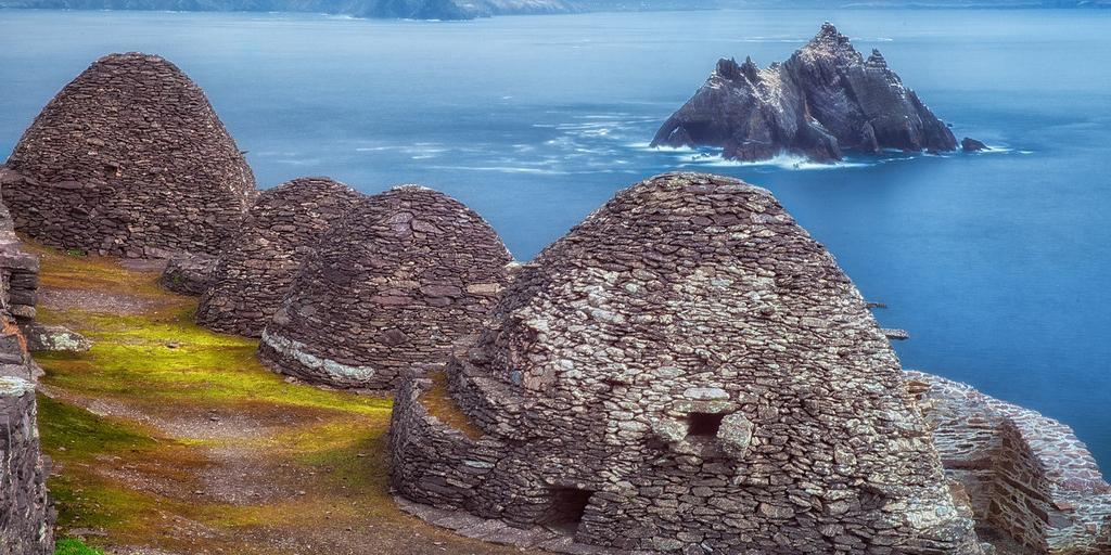 Have you seen Skellig Michael, the Mysterious Monastery of Ireland?