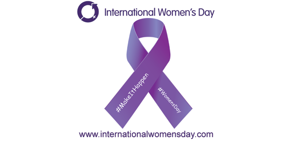 International Women's Day is here!! #MakeItHappen for #IWD2015 & remember to  #PaintItPurple http://t.co/6nVdszzzRI http://t.co/z32ywFzKag