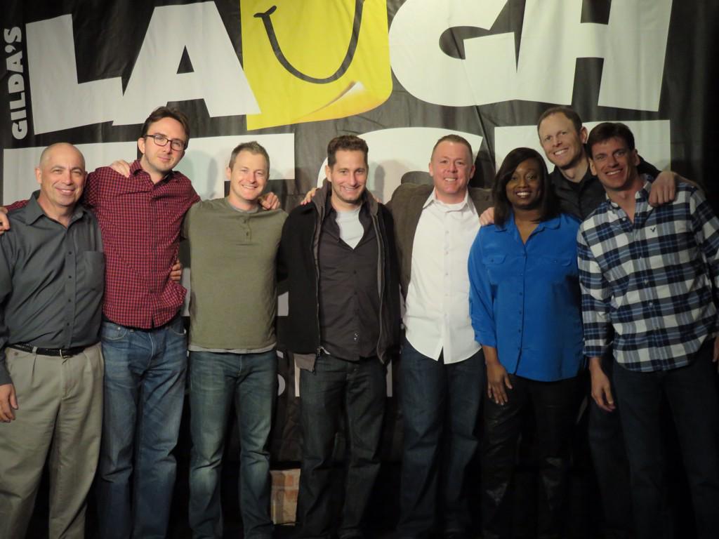 A FANTASTIC 2015 @LaughFest 2015 Clean Comedy Showcase #LaughFest http://t.co/eRFSAoI8dw