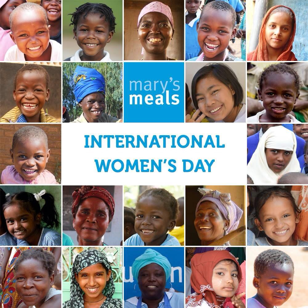 There are many obstacles to education for girls, but Mary's Meals is helping young women attend school #IWD2015 http://t.co/2JTb2BLaII