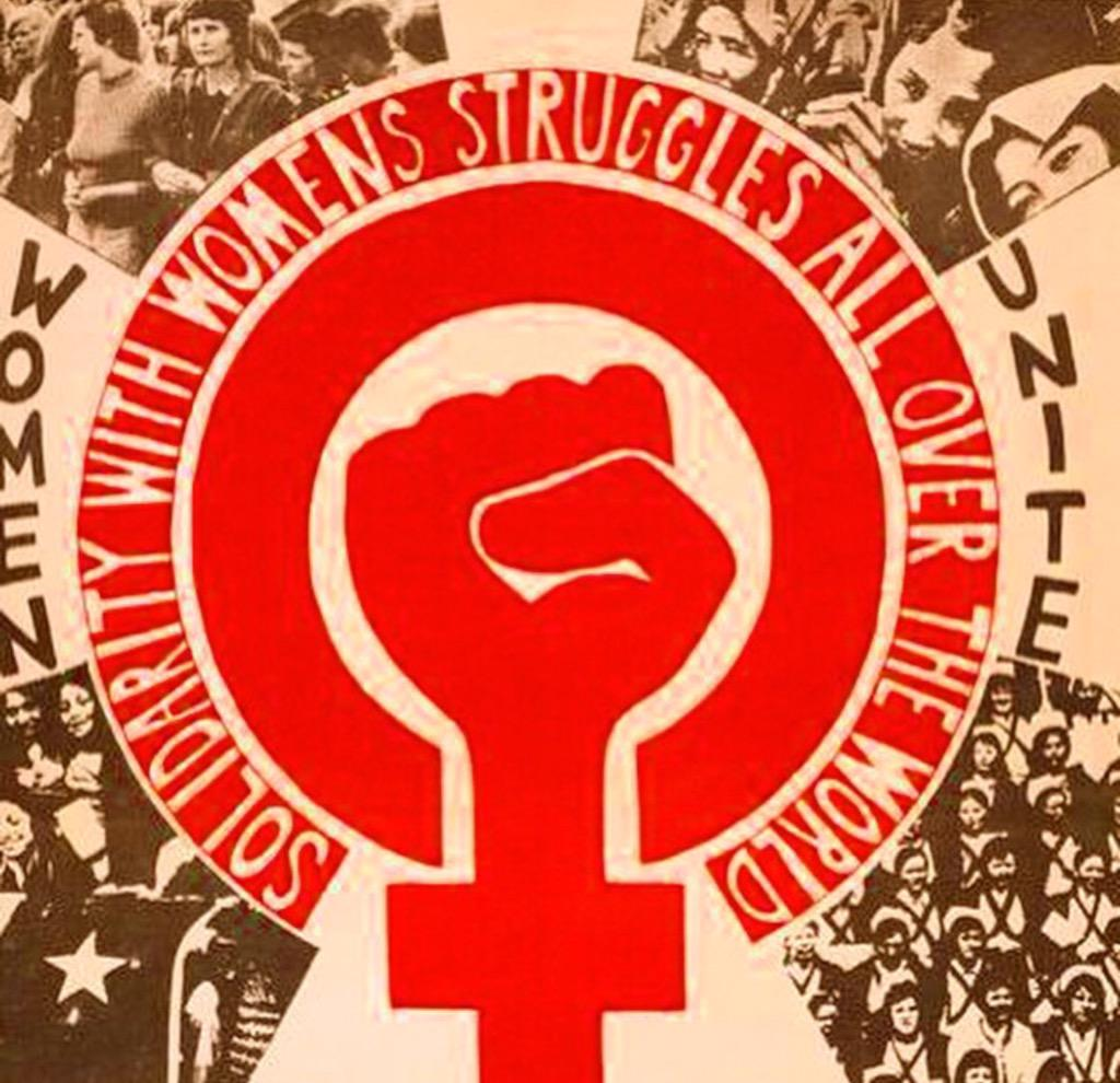 Not just today. We shall fight for a better world EVERY DAY. #InternationalWomensDay http://t.co/s7tfeyWXdA