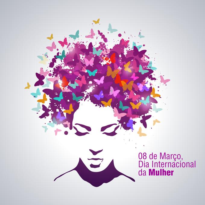 Não só hoje, como em todos os outros dias, sem vocês não tem graça :) Feliz Dia das #Mulheres para todas vocês!