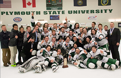 Congratulations to the Men's Ice Hockey Team on their #MASCAC Championship win! http://t.co/LLKinu2dEE #NCAADIII http://t.co/WhxbEcxXfo