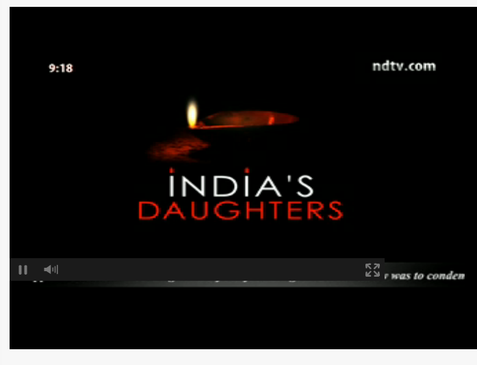 NDTV's impressive protest, when silence is golden. And what a contrast to the noisy channel that clamoured for a ban http://t.co/uJaZ5HGQQS