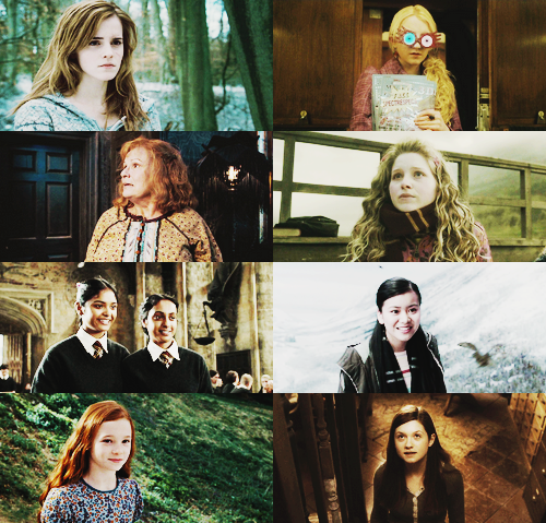 The women of Harry Potter, good or bad have all taught me something from each of their story. #InternationalWomensDay http://t.co/6QJwIYpaCq