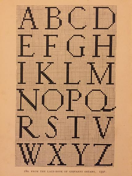 LOOK at this typeface, to me it makes me think of the modern world - pixelated, IT, now look at the date bottom right http://t.co/XWfBYn365N