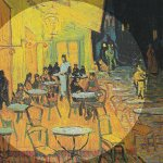 Did Vincent Van Gogh slip the Last Supper into one of his most famous works? #Art http://t.co/soPyTiRq78 #fun
