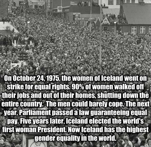 #IfWomenRuledTheWorld we would have #EqualPayForEqualWork http://t.co/9ROfkV4rTC