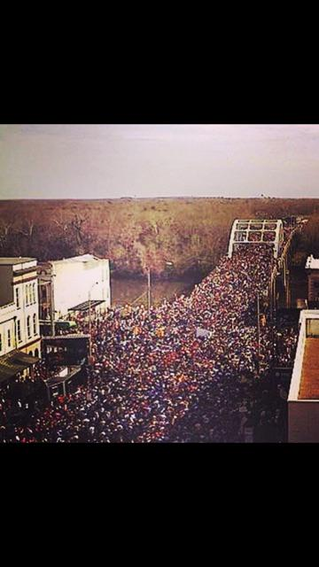 God, Selma was powerful today. http://t.co/VmZ3gdykEt