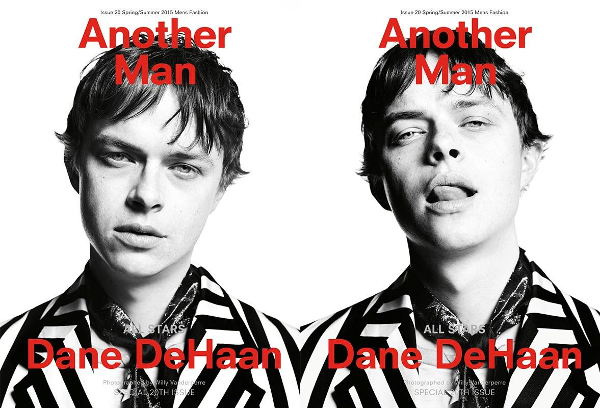 JUST IN: Another Man's 20th issue is here! Starring a mesmeric @danedehaan #AnotherMan20: http://t.co/erVfcEEvol http://t.co/yPttguMJk4