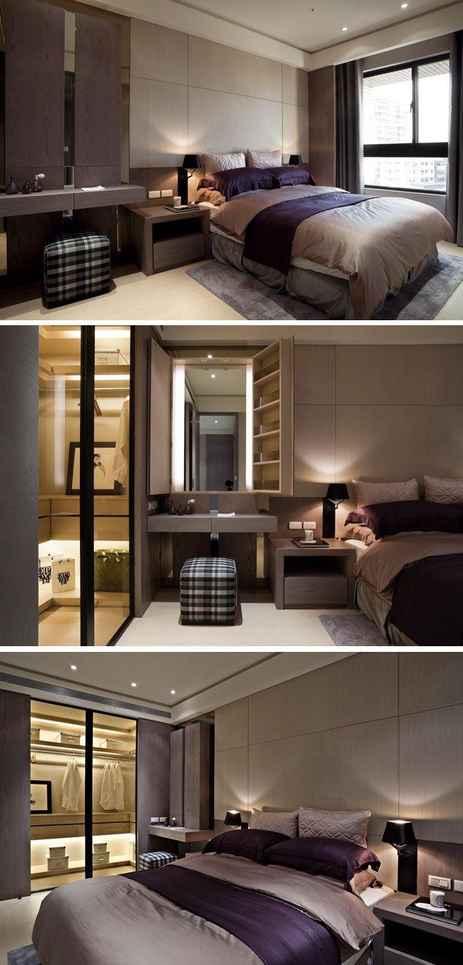 تصميم غرفة نوم فاخرة ,, http://t.co/uoRp4gLREu